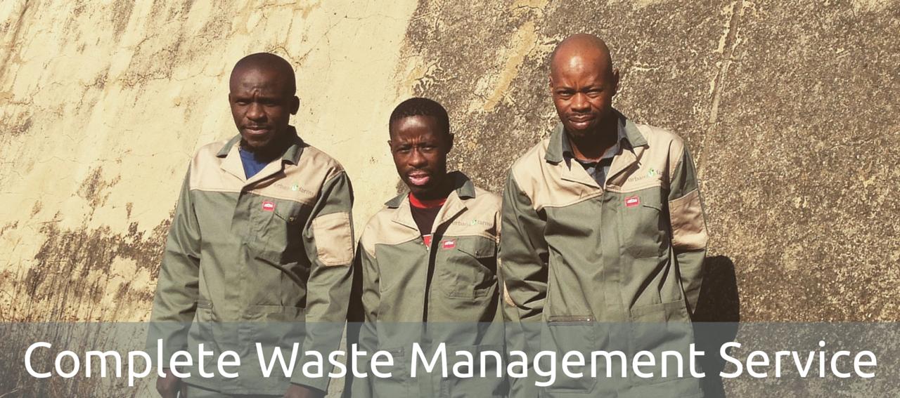 Waste Management Slider