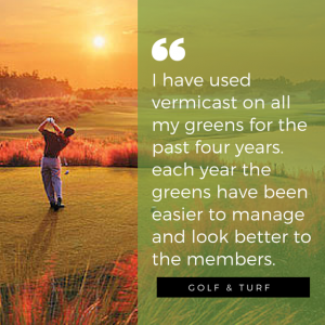 Golf & Turf Brochure